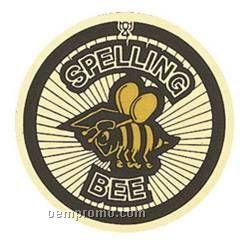 "Mylar - 2"" Spelling Bee"