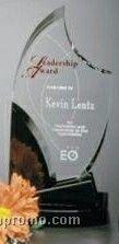 "Sable Gallery Crystal Panache Award (9"")"