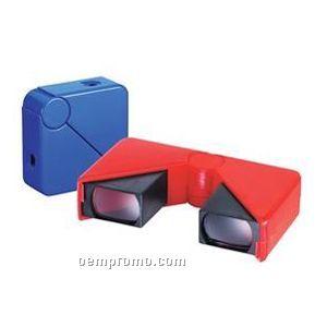 3x25 Foldable Binoculars
