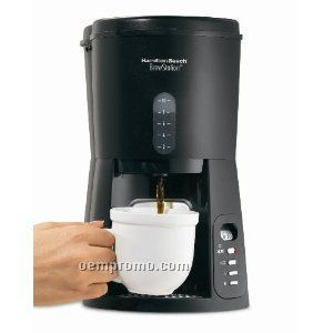 Hamilton Beach 10 Cup Brewstation, Clock