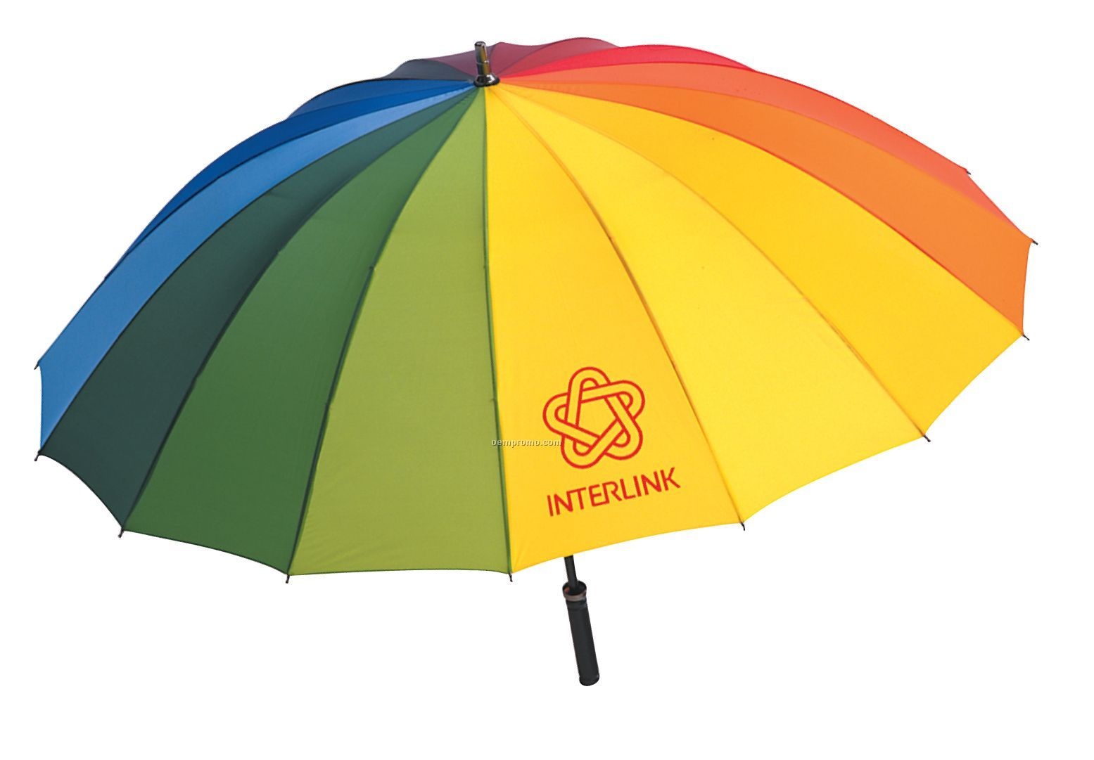 Rainbow Fashion Umbrella (Full Color),China Wholesale Rainbow ...