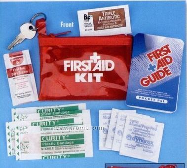 Travel First Aid Kit (With Personalization)