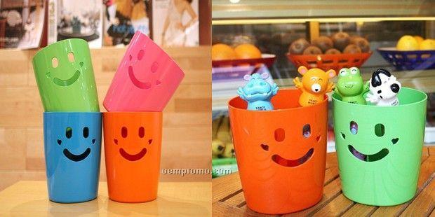 Smileface Pencil Vase