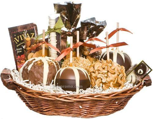 Xl Holiday Gourmet Gift Basket