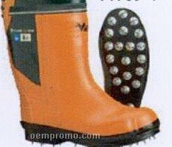 Timberwolf Chainsaw Resis Boots W/ Reflective Stripe & Caulked Sole