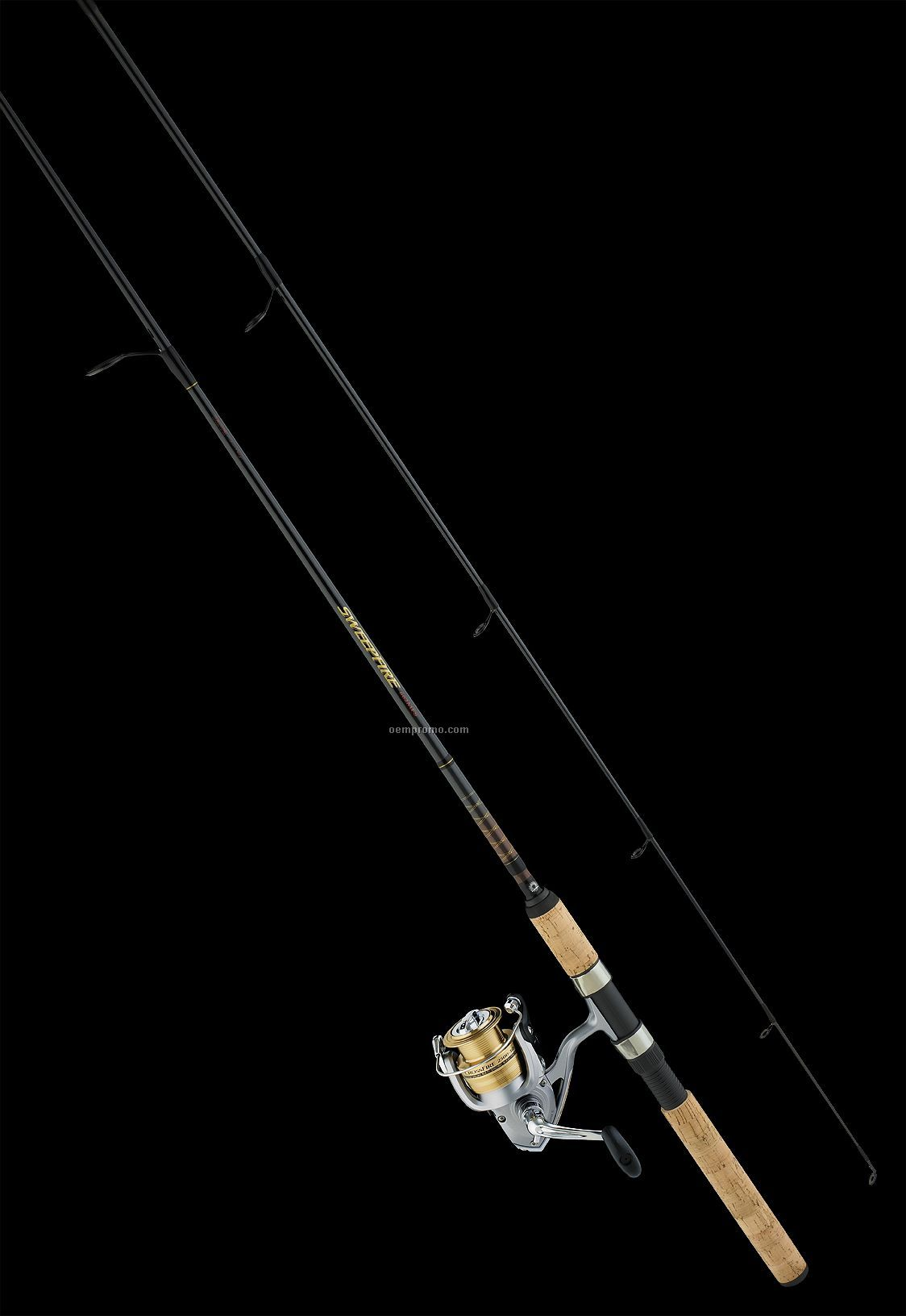 Daiwa Crossfire Spinning Reel & Rod Combination