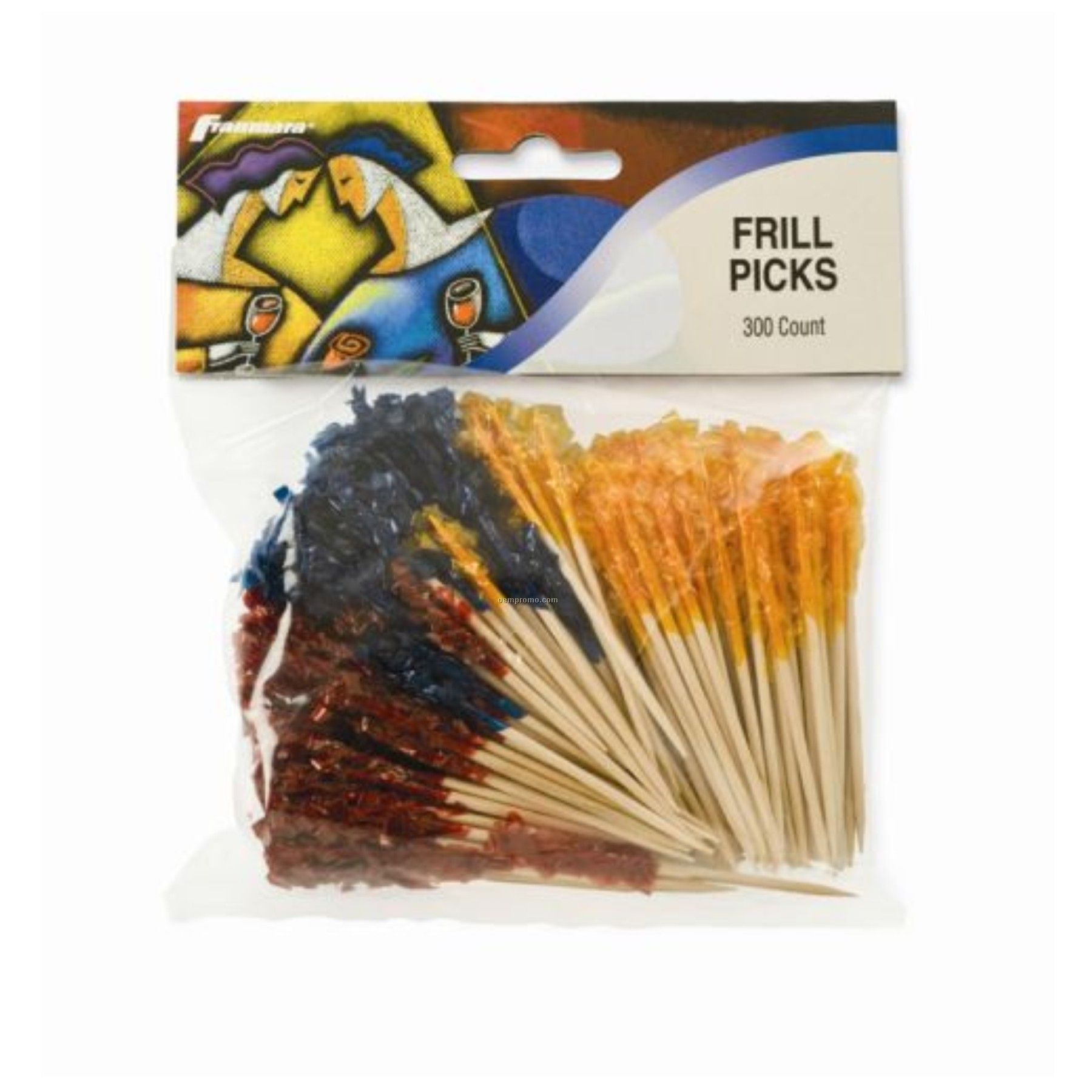 Frill Picks (300 Count)