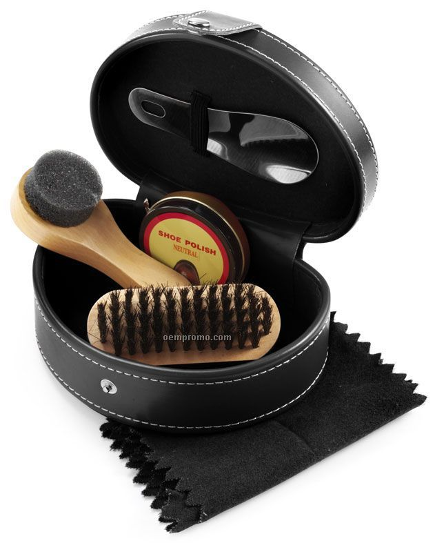 Leather Shoe Cleaning Kit