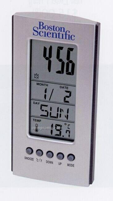 Digital Desk Calendar/Clock/Thermometer
