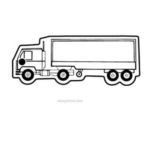 18 Wheeler Side View Coloring Pages Sketch Templates on kenworth big rig truck