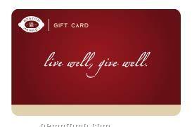 $50 Boston Market Gift Card