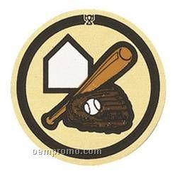 """Mylar - 2"""" Baseball"""