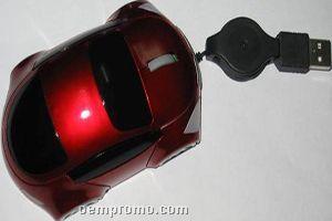Car Shaped Mouse