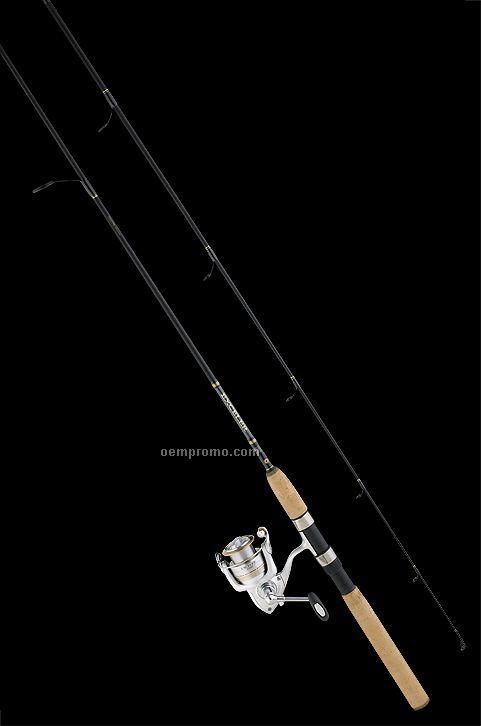 Daiwa Exceler Baitcast Combo Spinning Reel & Rod
