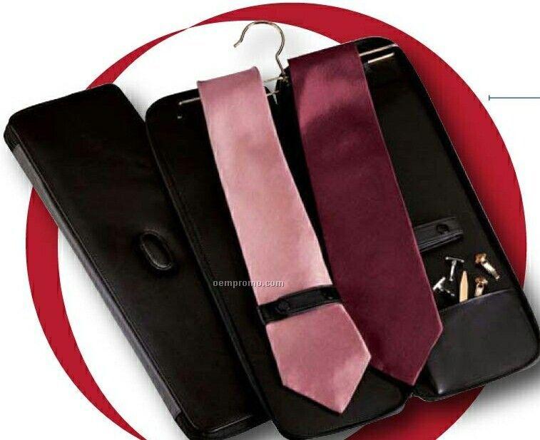 Tie Case With Hanger