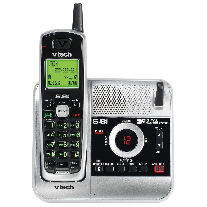 Vtech 5.8 Ghz Cordless Phone System