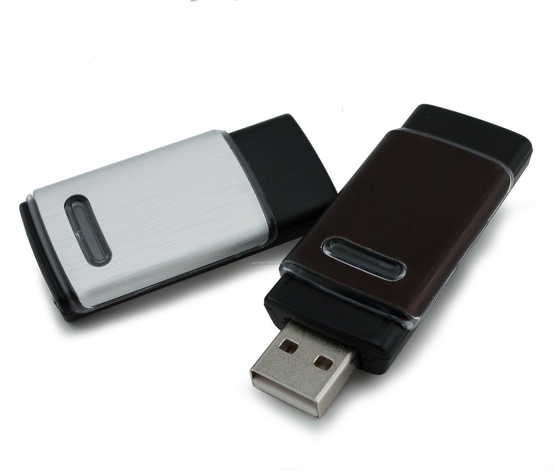 8 Gb Retractable USB Drive 600 Series