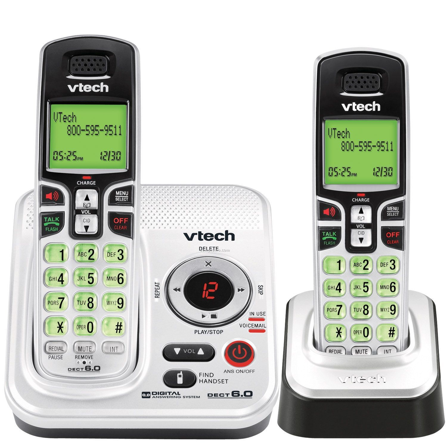 vtech 5.8 ghz cordless phone manual