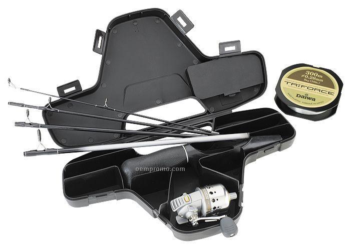 Daiwa Mini Cast System With Ultra Light Spincast Reel