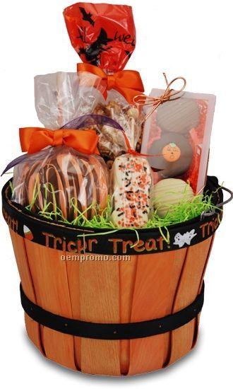 Halloween gift basket china wholesale