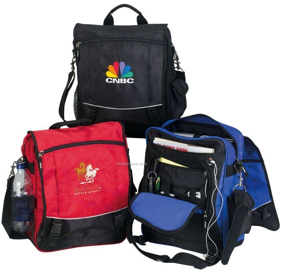 Vertical Compucase Bag