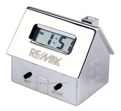 Home-sweet-home Clock