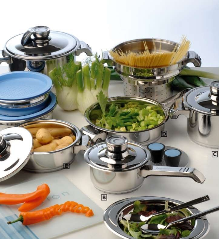 Orion 22 Piece Cookware Set
