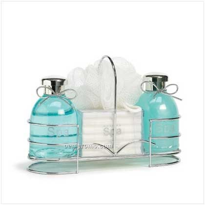 Sea Mineral Bath Set
