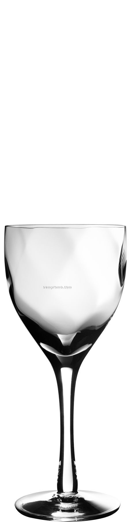 Chateau Crystal Wine Glass Stemware By Bertil Vallien