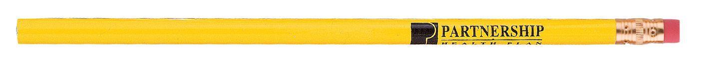 International #2 Yellow Pencil