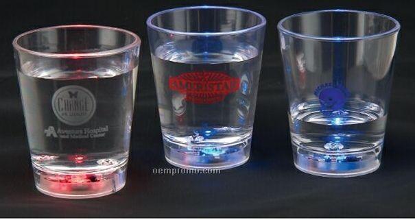 2 Oz. Liquid Activated Light-up Shot Glass