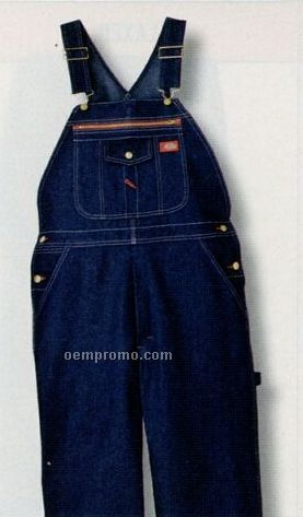 Dickies Zipper Pocket Bib Overall
