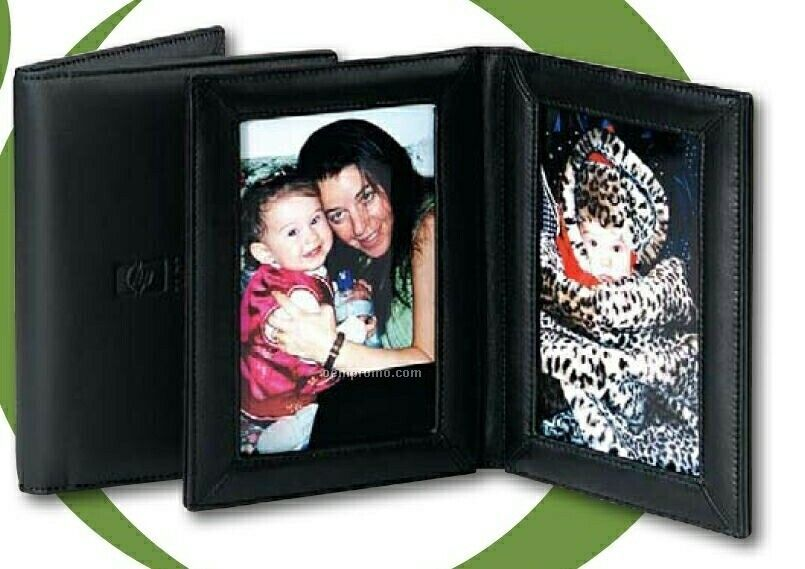 "Double Picture Frame (4""X6"")"