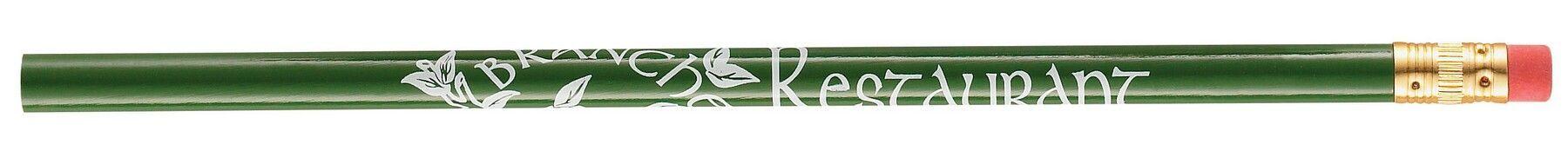 International #2 Green Pencil