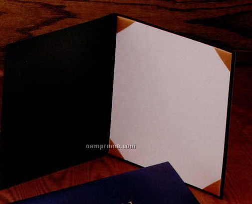 """Quality Certificate Cover (6""""X8"""" )"""