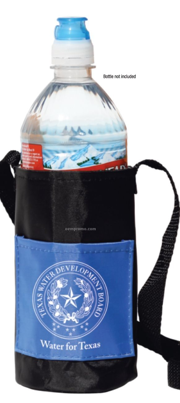 The Champ Polyester Bottle Caddy