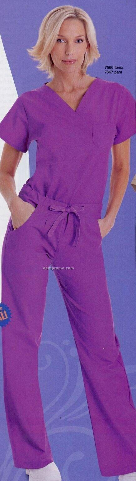 Women's Contoured Waist Drawstring Pant (Xs-5xl)
