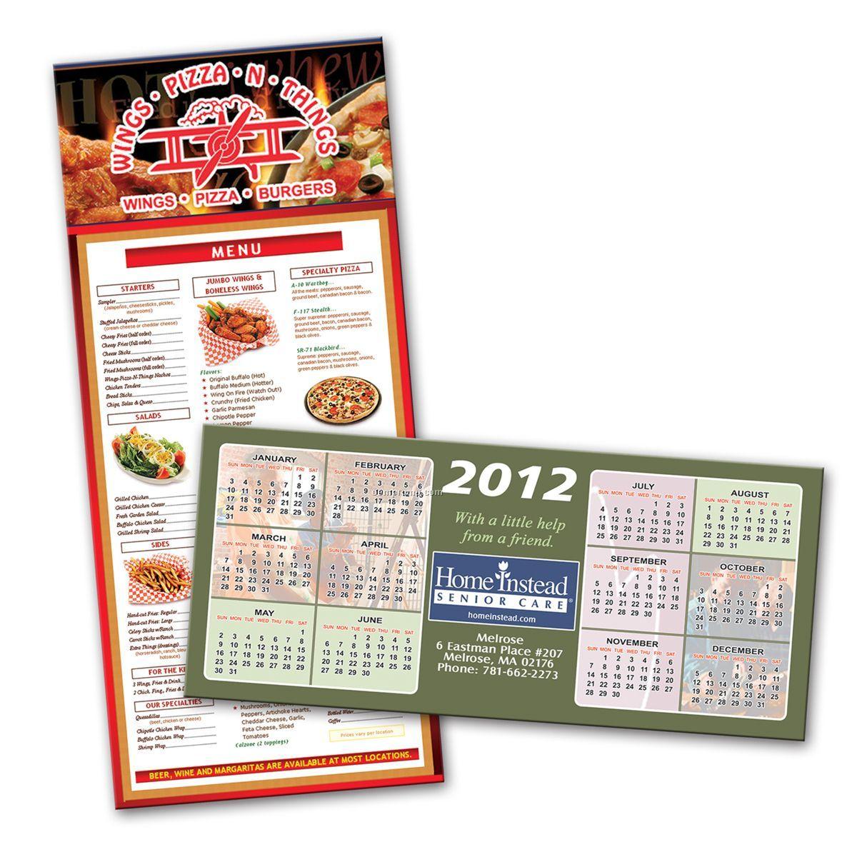 Megamag Magnetic Calendar