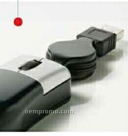 Mini Retractable Mouse
