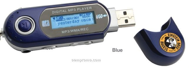 Mp3 Player And USB Data Storage Device