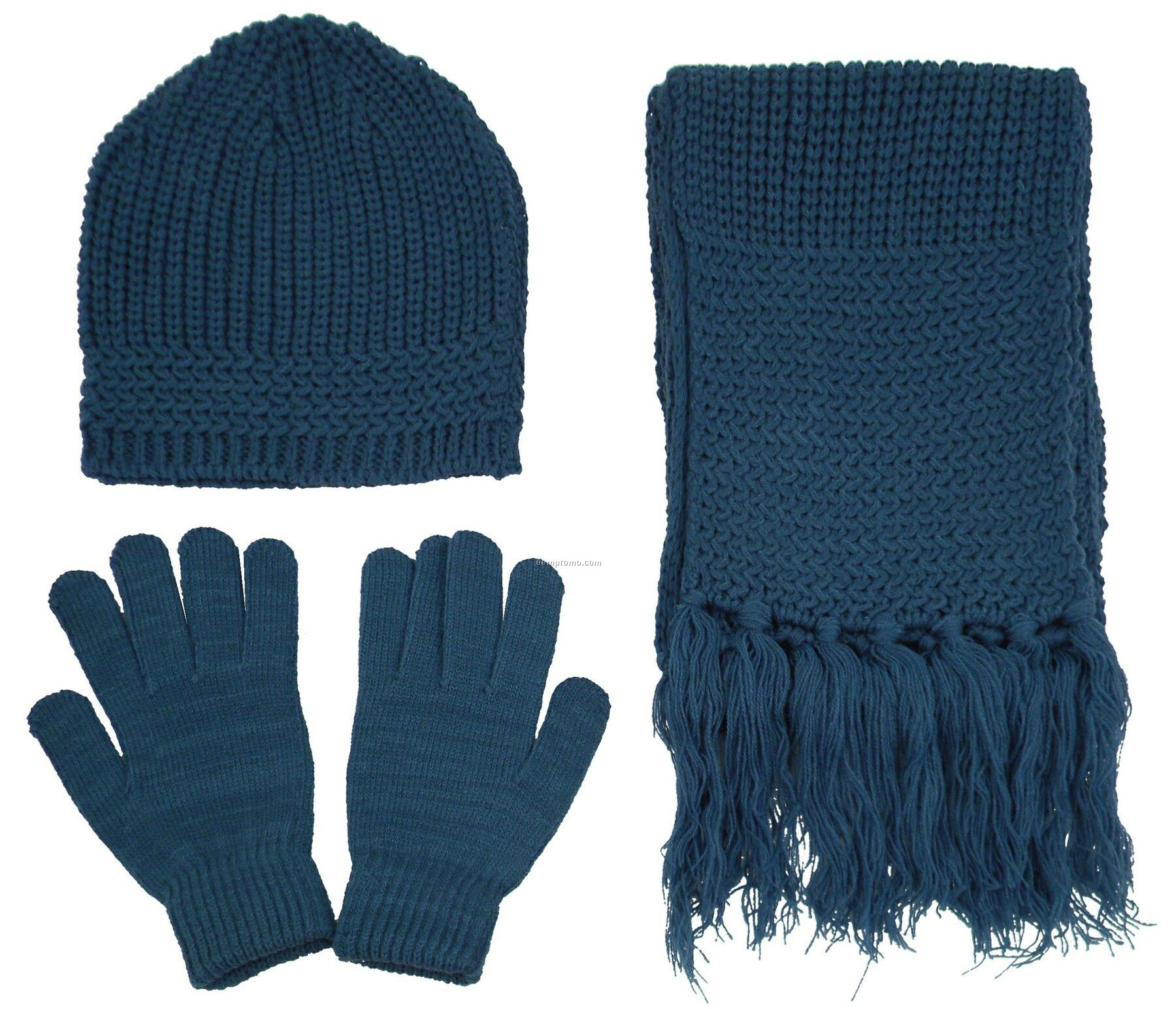Knitted Winter Set (Domestic 5 Day Delivery)