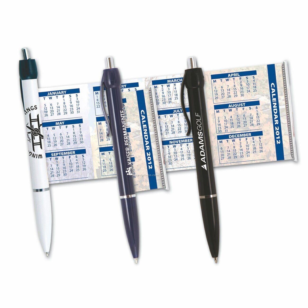 Referenda Pen & Calendar