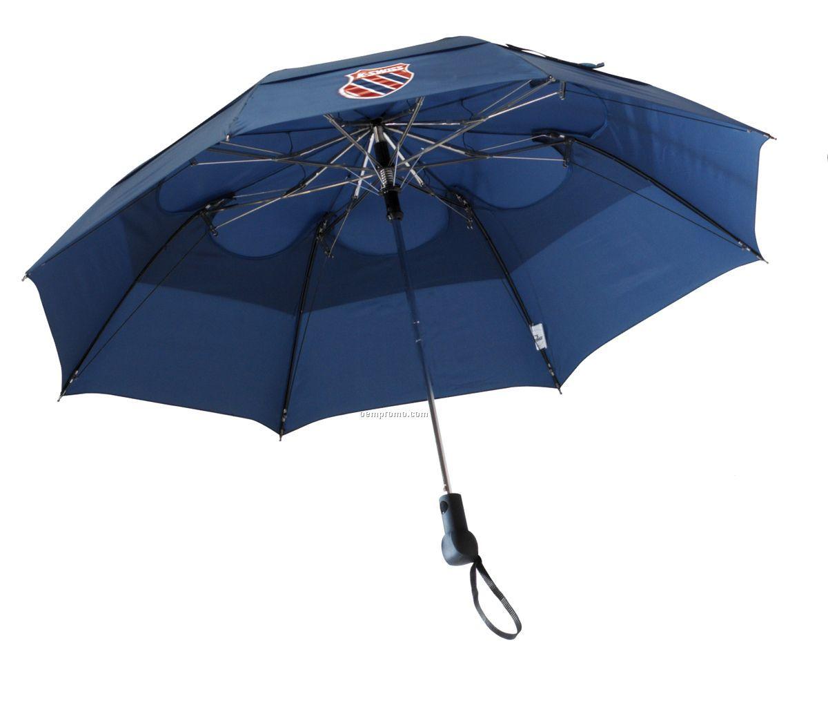 Windy Mini Windproof Golf Umbrella (Screen Printed)