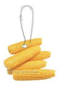 Corn On Cob Zipper Pull