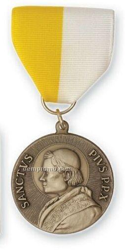"""Die Cast Medallion - Zinc Alloy (2"""")"""