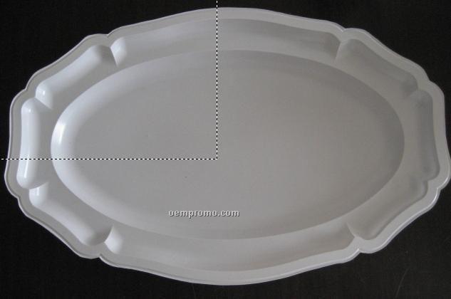 Disposable Tableware - Platter