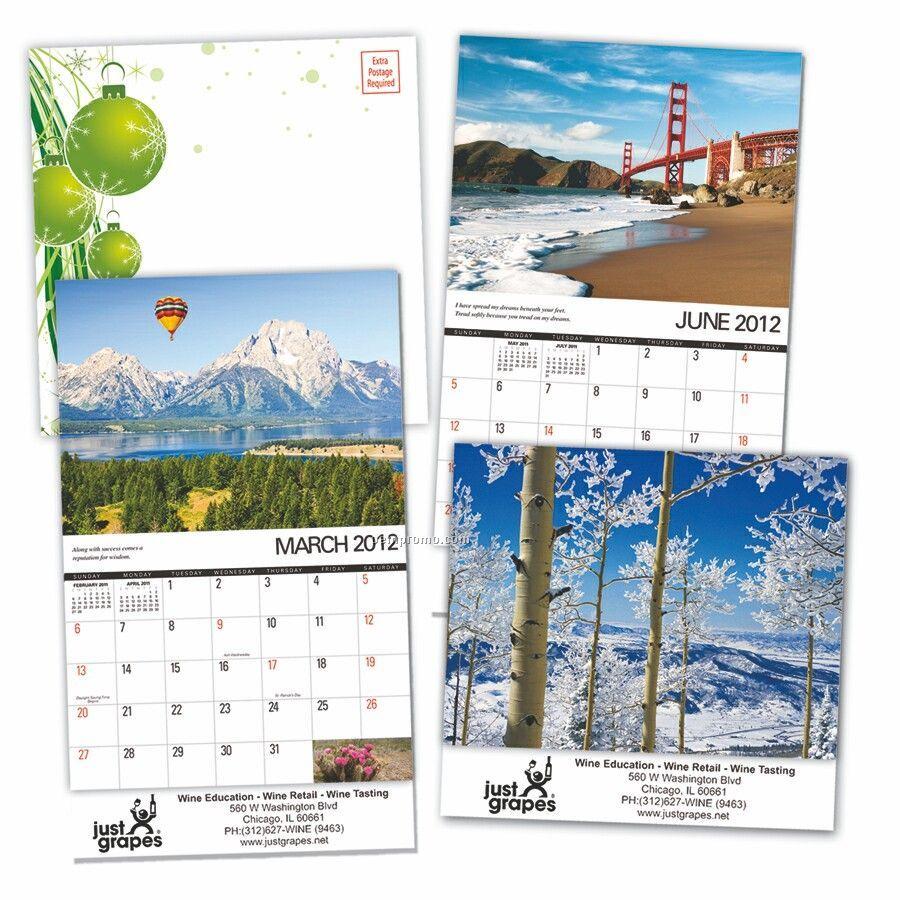 Mini Wall Calendar (After 9/1/2011)