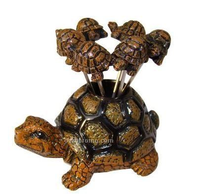 Turtle Fruit Fork
