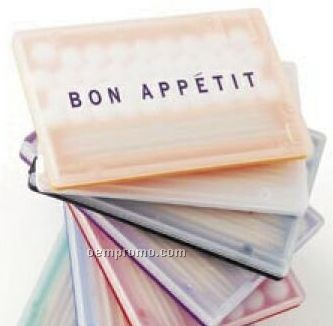 Bocca Fresca Mints & Toothpicks (Card)