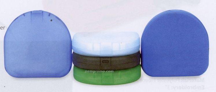 12 CD/ DVD Dome Translucent Holder